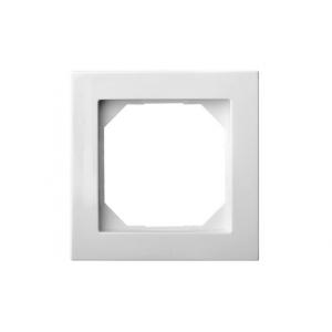 Рамка 1-местная, EPSILON белый
