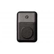 Дверной звонок со световым индикатором, черный