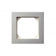 Рамка 1-местная, EPSILON алюминий